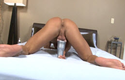 Cody Cummings masturbates with fleshlight