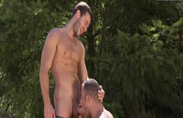 Outdoor anal sex compilation