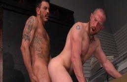 Sex anal cu doi barbati care ejaculeaza impreuna