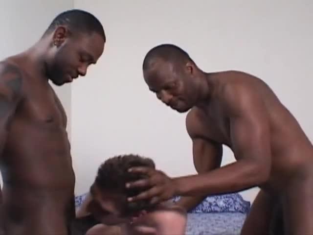 Nero Daddies gay porno
