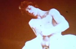 Vintage masturbation scene