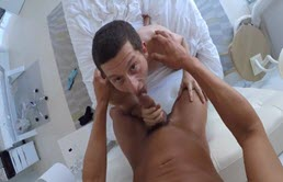 POV great and passionate sex scene