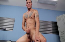 Joey Rico fucks and gets fucked by Andy Banks